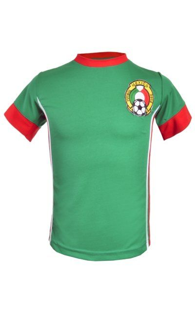 Playera Dry Fit Mexico Revolution  #MundoMundial #Deporte #Futbol #Boys #Chavitos #Moda #Brazil