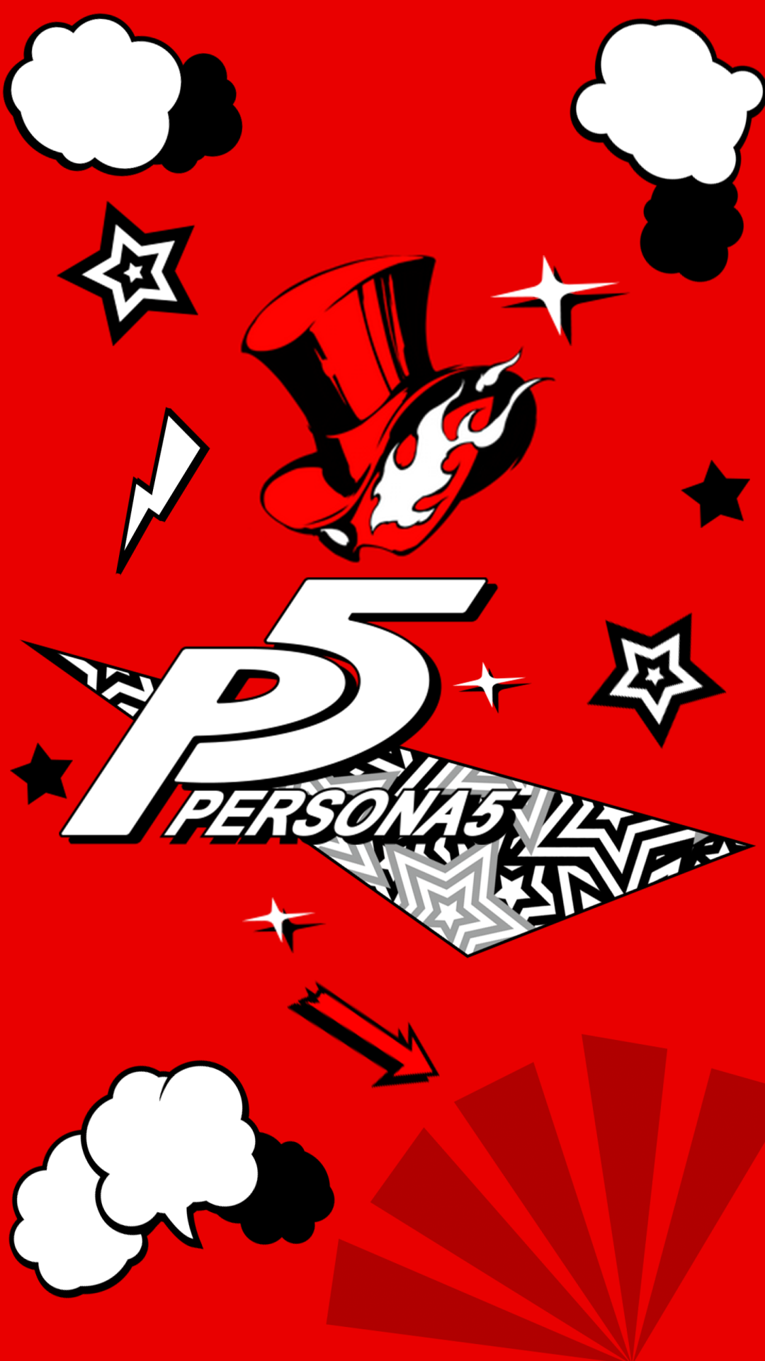 Persona 5 Joker Wallpaper Iphone in 2020 Persona 5 joker