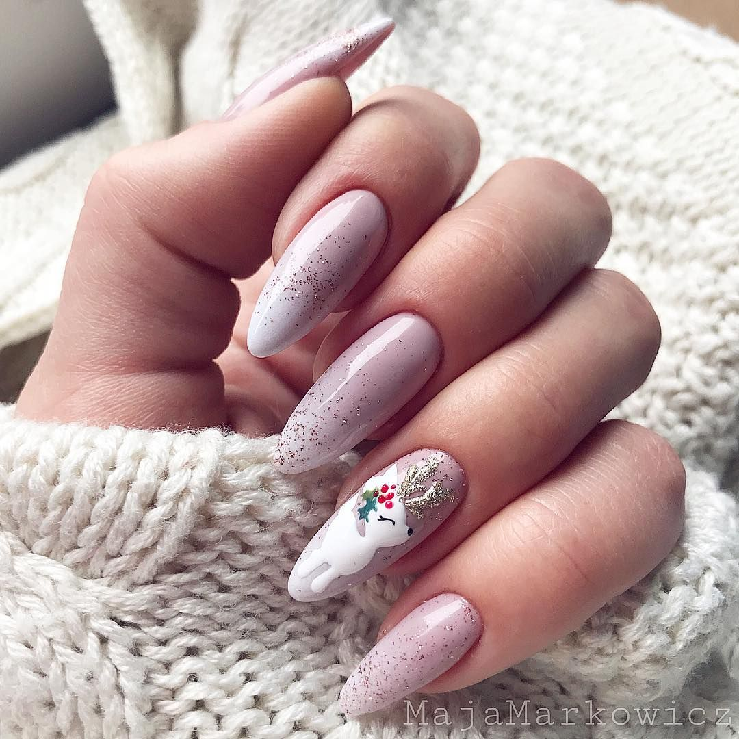 40+ Hottest Nail Art Designs Trends for Fall 2019
