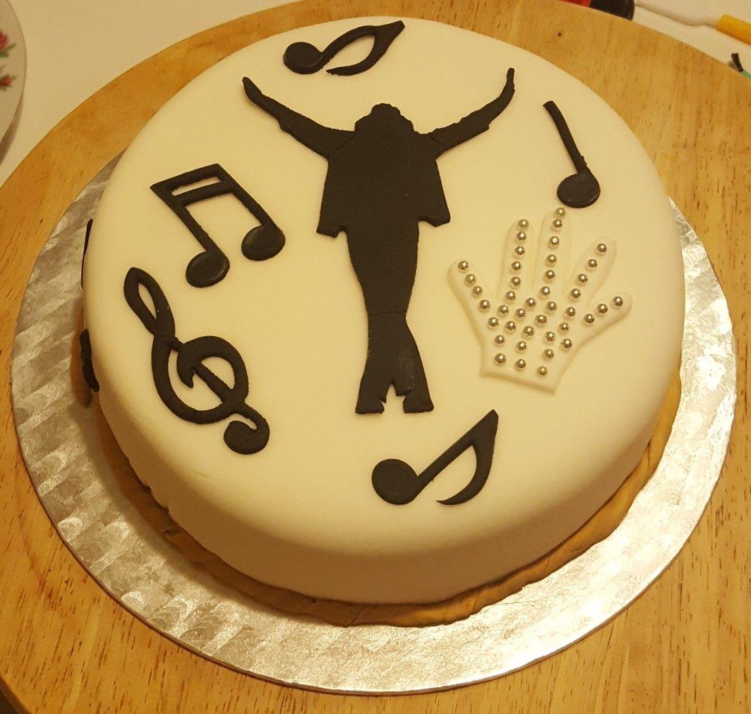 Michael Jackson Torte Kuchen Und Torten Fondant Torten Kuchen