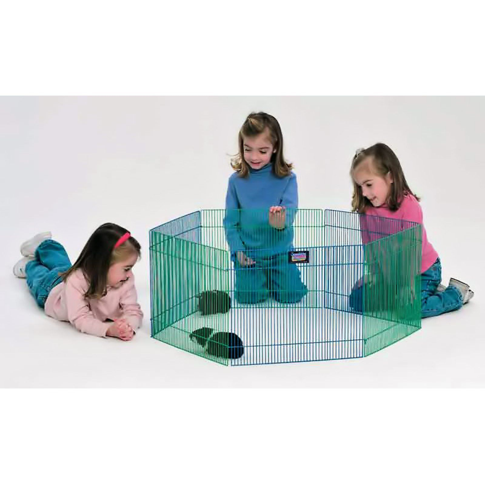 Midwest Homes For Pets Critterville Small Pet Playpen Metal Exercise Pen Small Pets Dog Playpen Pet Playpens