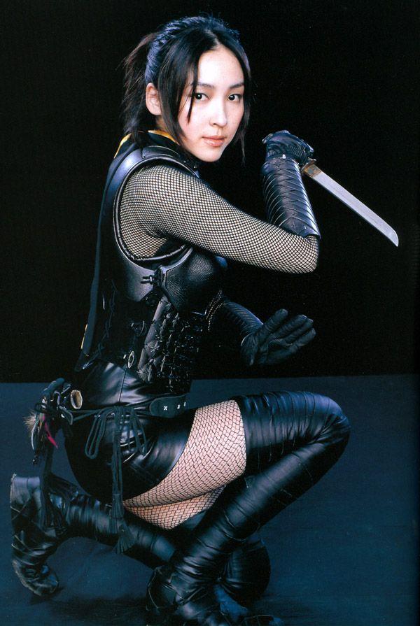 Kumiko Asa (from vintage ninja)   Way of the Rising Sun ...