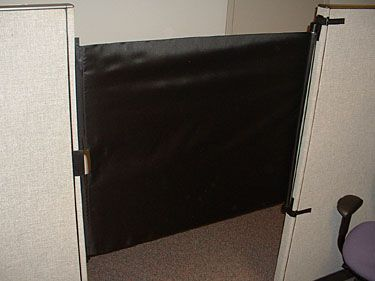 Create A Cubicle Door Cubicle Door Cubicle Decor Office Cubicle