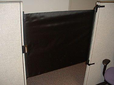 Create A Cubicle Door Cubicle door Cubicle and Doors