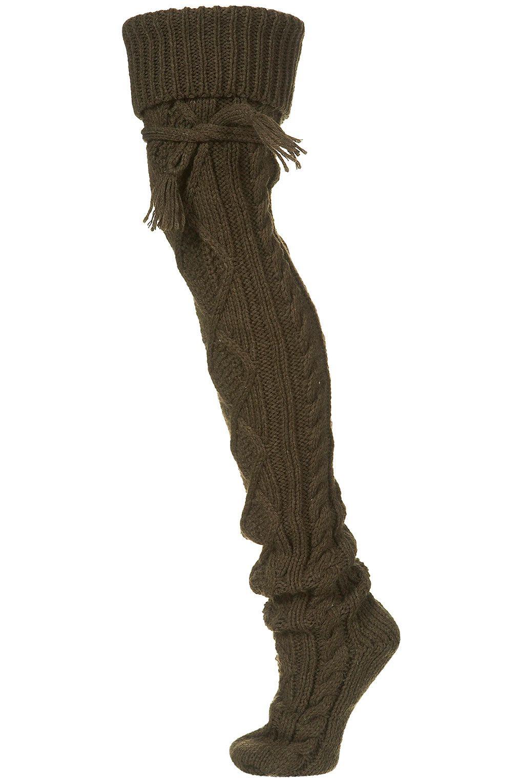 Topshop Unique Thigh High Socks | addictions ! | Pinterest | Botas ...