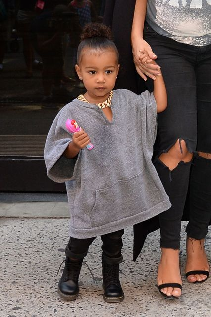 How To Dress Up Like North West For Halloween | North west ...