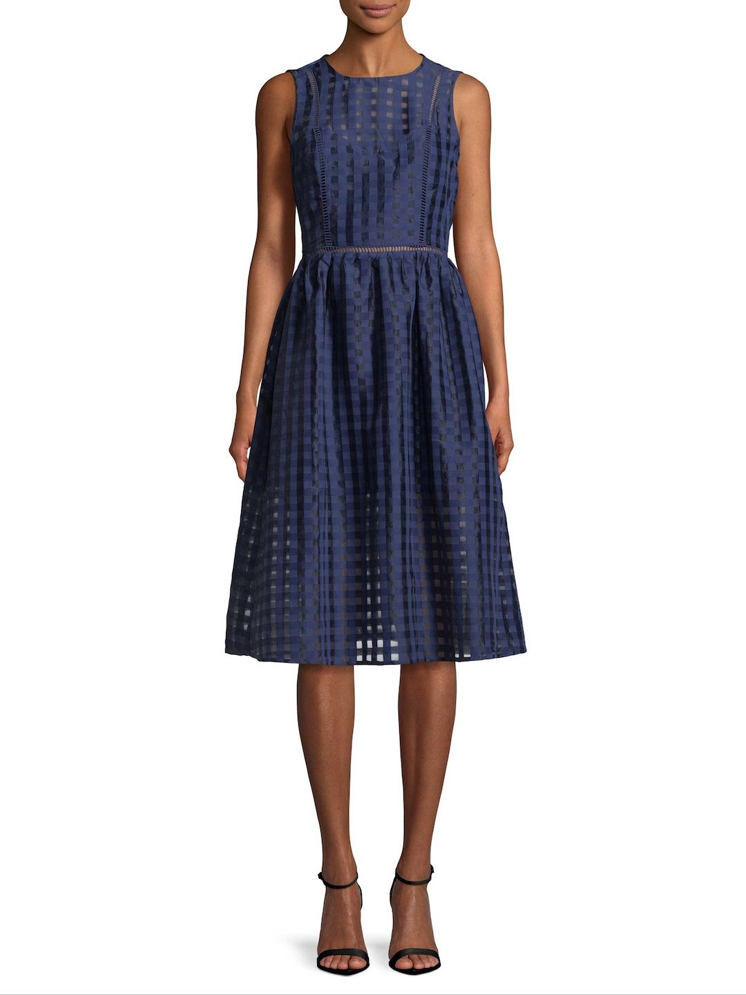 kleidung & accessoires english factory smocked shift dress