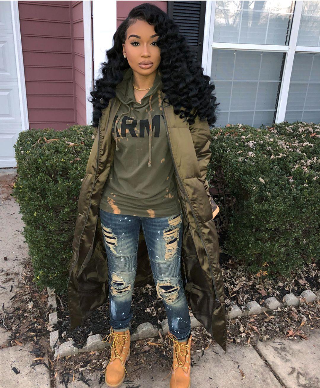 Black Girl Swag Outfits: Black Girl Swag Outfits 2017