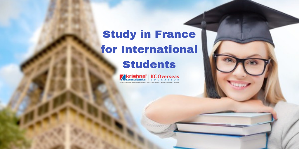 How To Get Student Visa For France From India