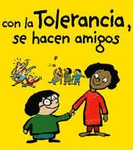 La Amistad Y La Tolerancia Van De La Mano Cuando Uno Es Verdadero Amigo De Alguien Quotes For Kids Learn French Language Teaching