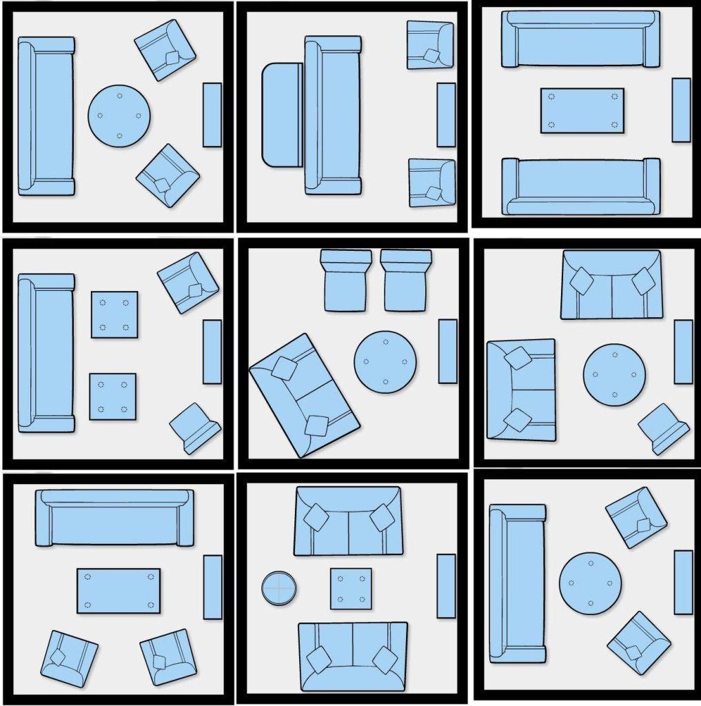 Lo que debes saber para decorar tu sala peque a feng for Decorar mi sala pequena