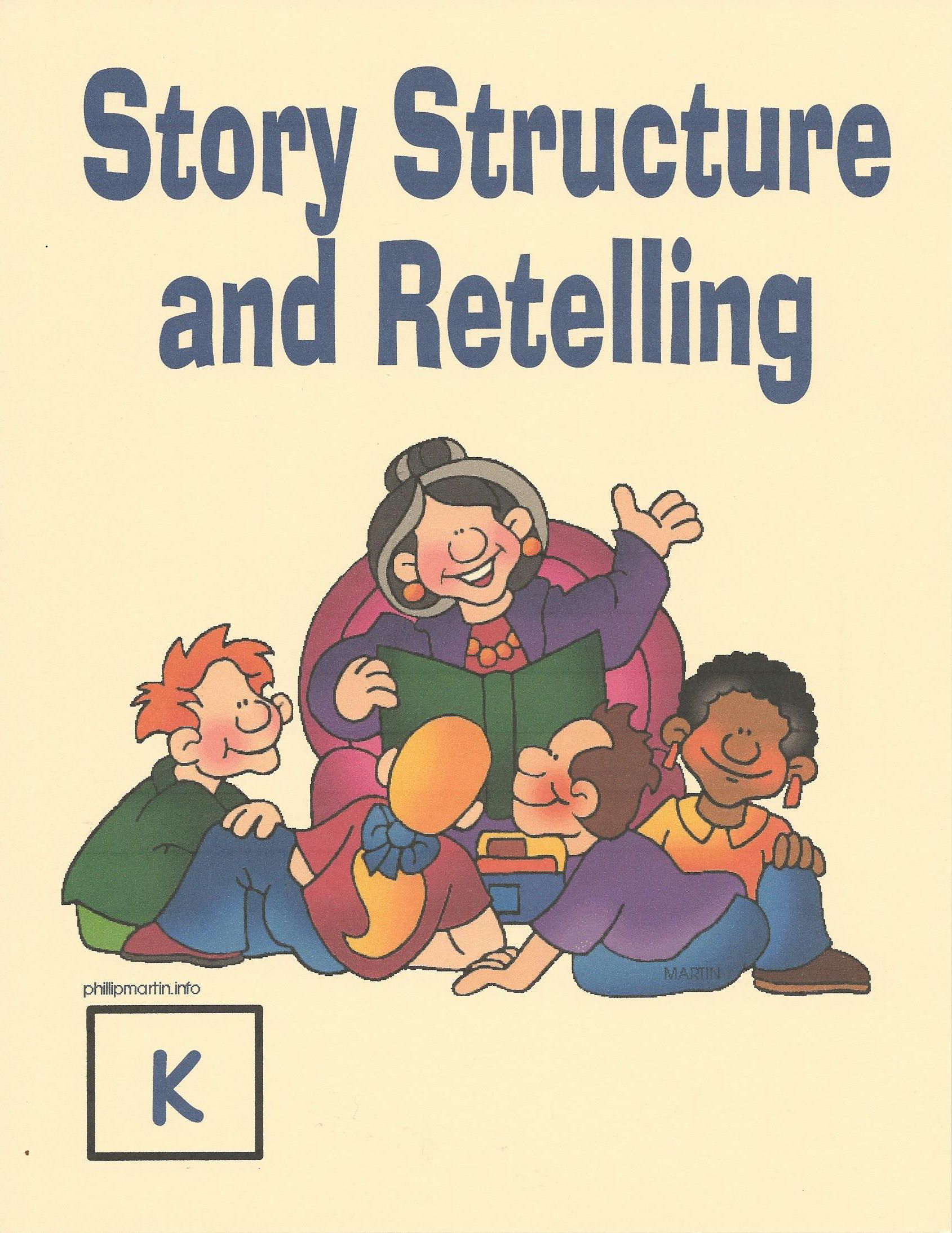 Reading Comprehension Story Structure Retelling
