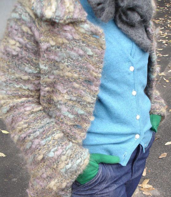 woolly coat  http://www.lastanzadegliarmadi.com/2011/11/la-stagione-dei-cappottini-di-lana-1.html