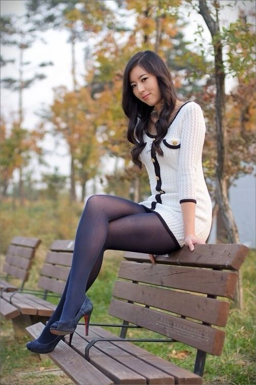 Sheale black stockings sexy