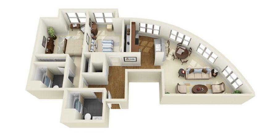 100 Floors Annex 40