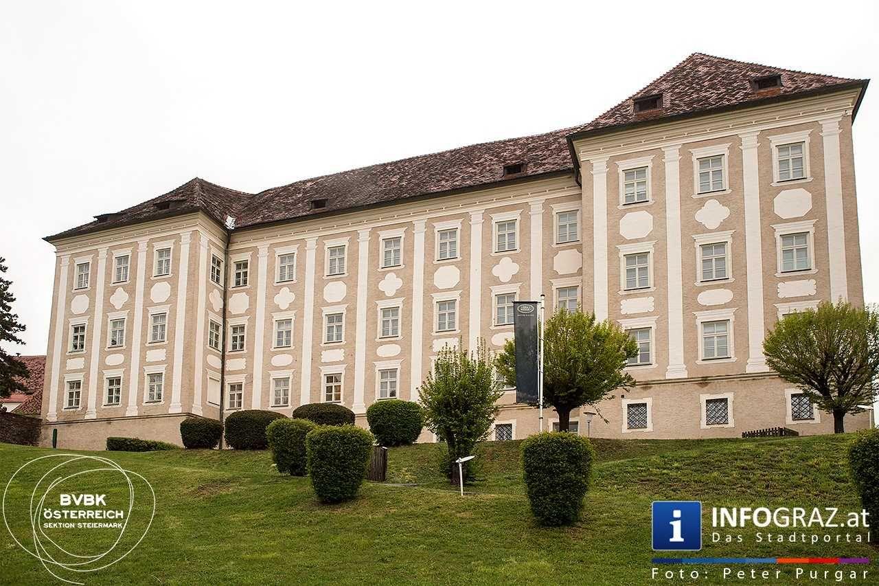Austria, Graz Modern, Schloss und Foto bilder