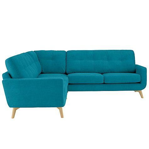 John Lewis Amp Partners Barbican Corner Sofa Corner Sofa