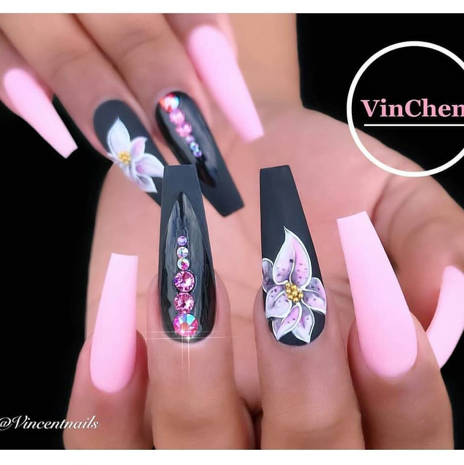 """awesome Nail Bar & Beauty Lounge on Instagram: """"Nails by ..."""