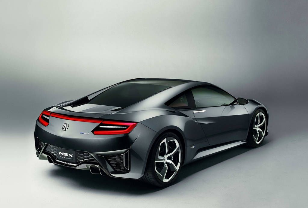 2013 Acura Nsx Concept Car Price In Pakistan Concept Prototype