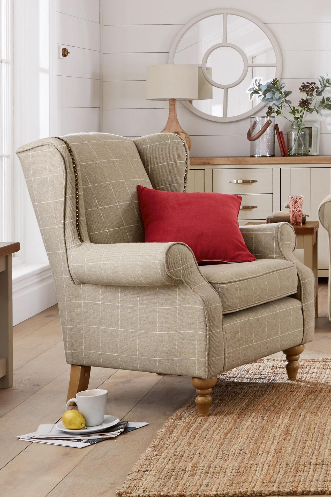 The Sherlock Chair Next Home Style Wingback Chairs