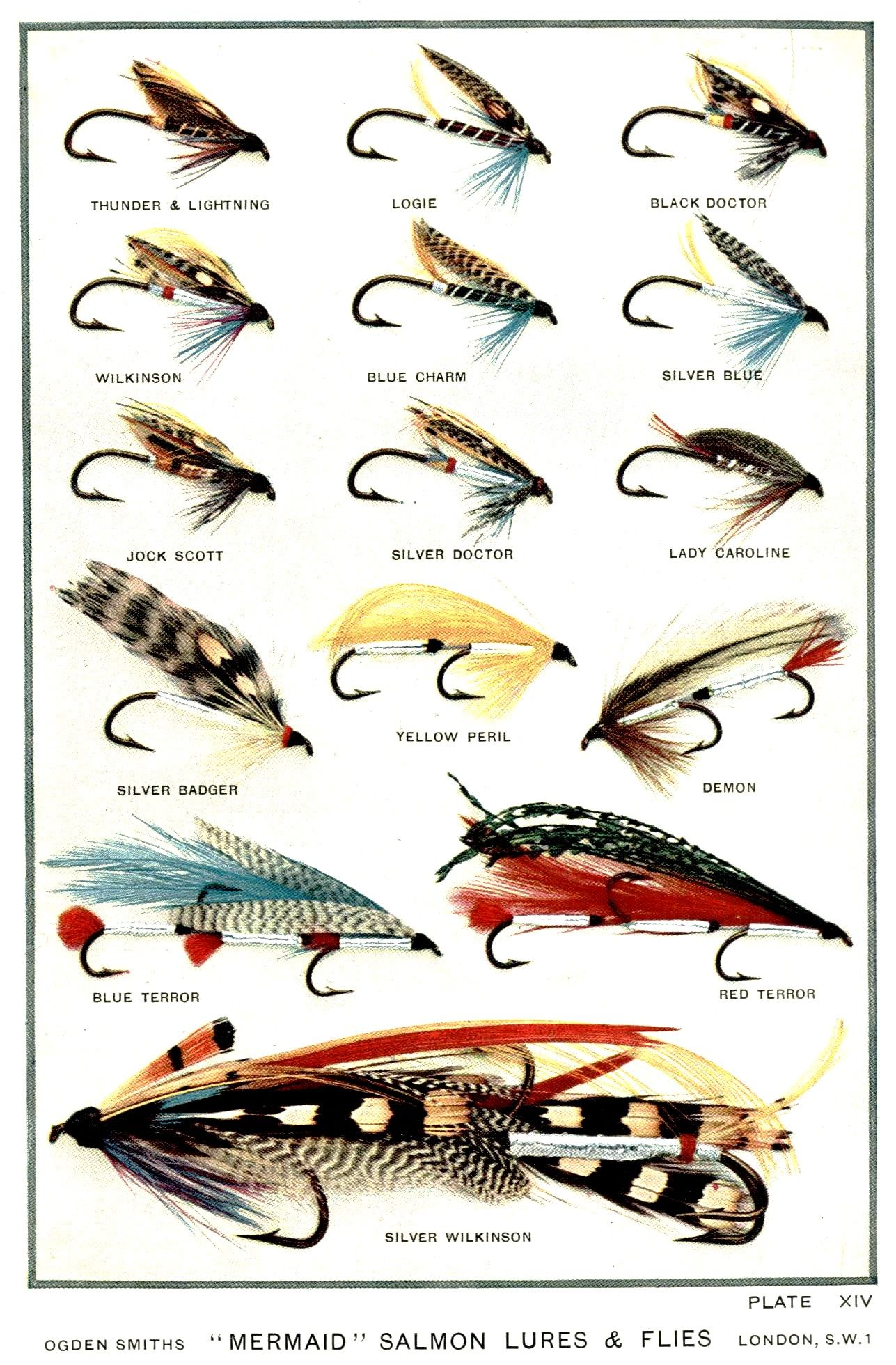 17 best images about salmon flies on pinterest | canada, the fly, Fly Fishing Bait