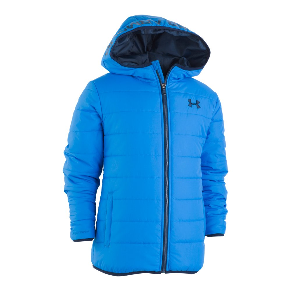 ed2548130d Boys' Toddler UA Pronto Puffer Jacket | Products | Jackets, Puffer ...