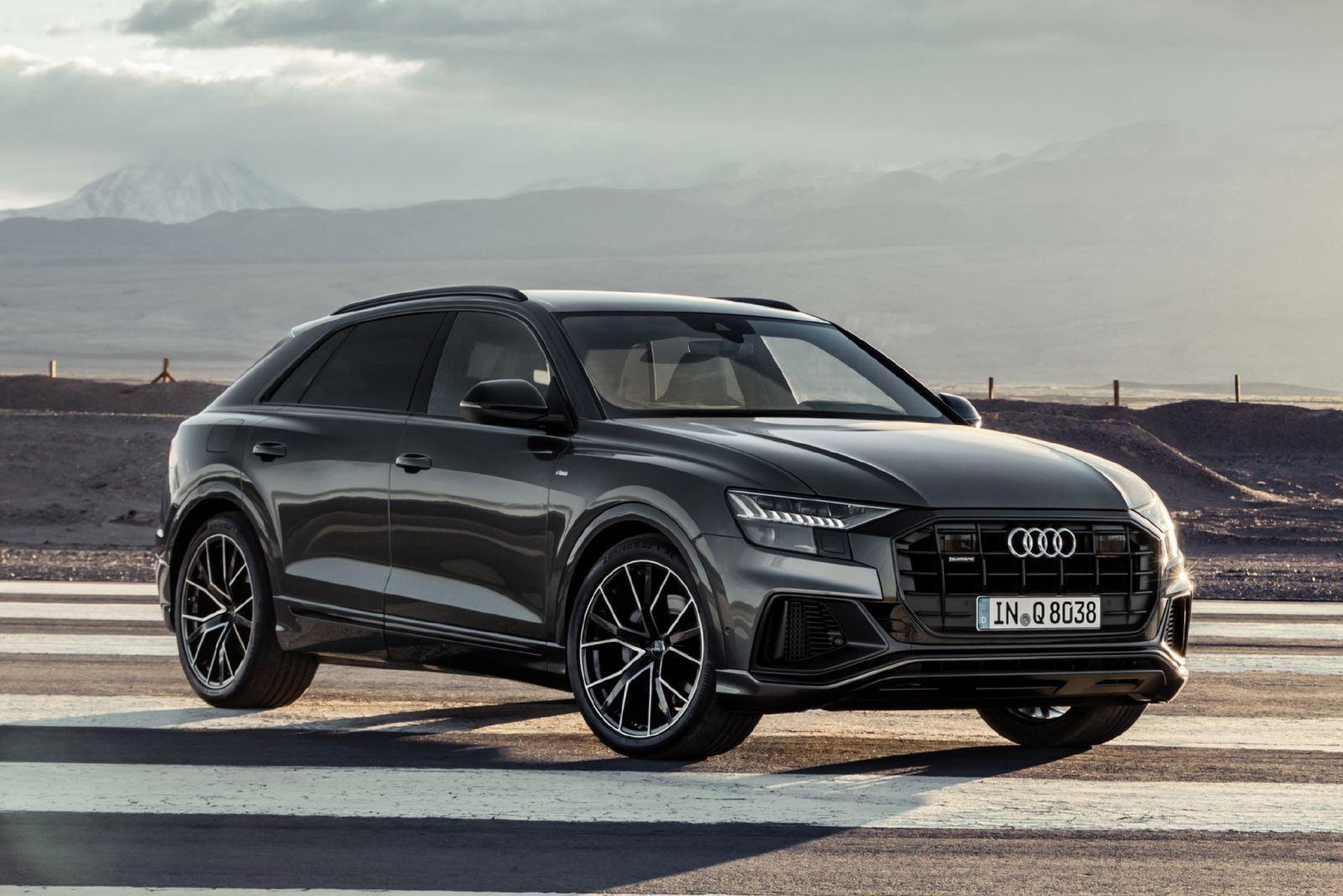 Megerkezett Az Audi Q8 Autoblog Audi Q8 Sports Cars Luxury Audi