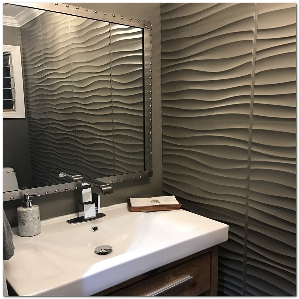 50 Stunning Mdf Wall Panel For Small Home Mdf Wall Panels Wall Paneling Wood Panel Walls