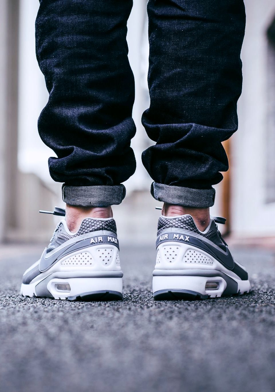 design de qualité 82908 826de Nike Air Classic BW Ultra: Grey | SHOES | Nike air max, Air ...