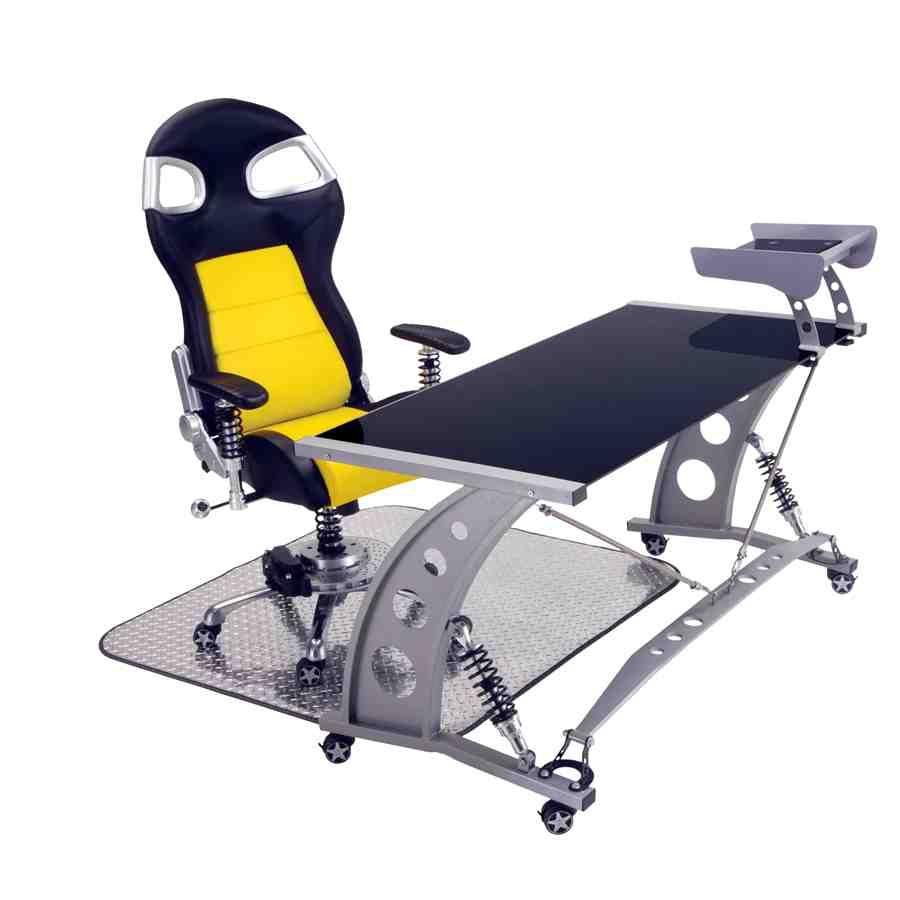 Exceptionnel Race Car Desk Chair