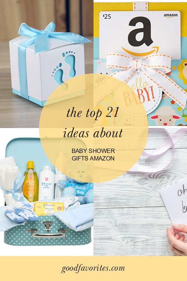 The Top 21 Ideas About Baby Shower Gifts Amazon Baby Shower Gifts Diy Baby Shower Gifts Baby Shower Gifts For Guests