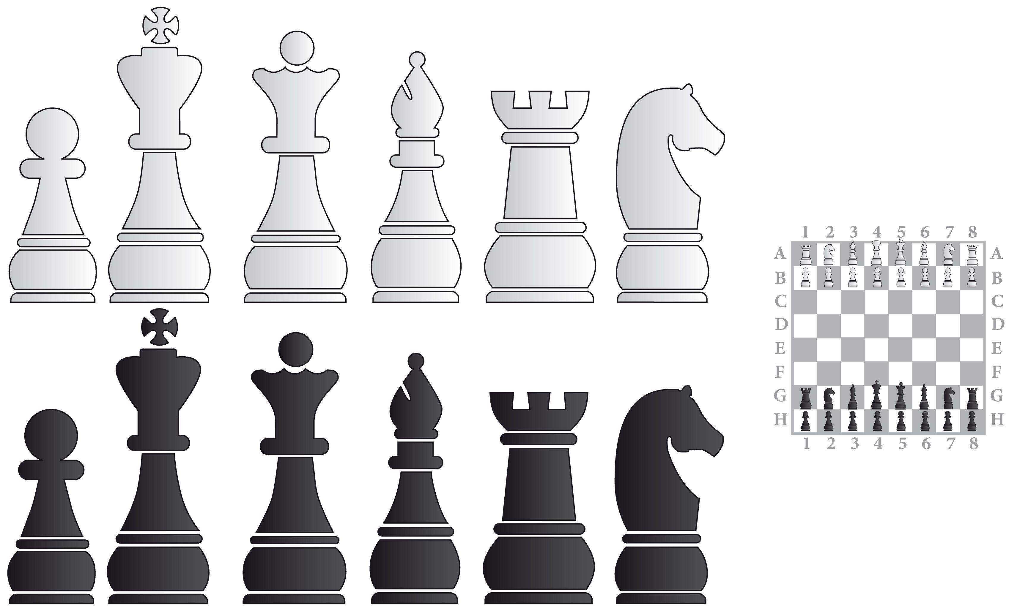 вам шахматы шаблоны картинки для русские художники