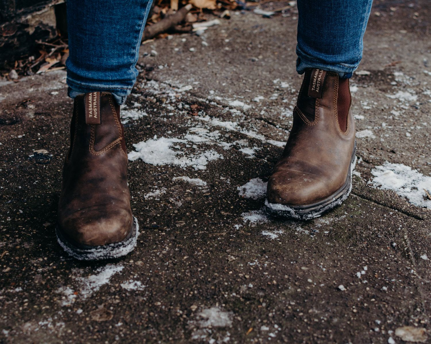 How To Style Blundstones