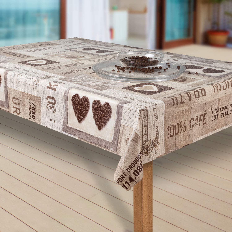 Laro Wachstuch Tischdecke Abwaschbar Garten Tischdecke Wachstischdecke Pvc Plastik Tischdecken Eckig Wachstuch Tischdecke Tischdecke Abwaschbar Wachstischdecke