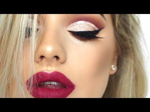 Make Up For A Red Dress 3 Ideas Party Season Is Here Amp