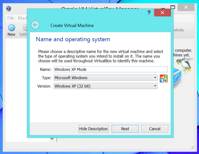 Forget the End of Life Woes: Windows 8 Has an XP Mode | Windows XP