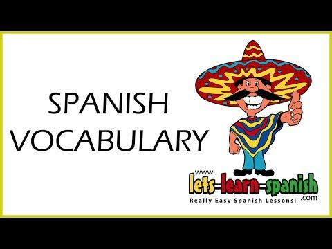 Learn Spanish Lessons - 2000 Words In Just Minutes A Day! - YouTube