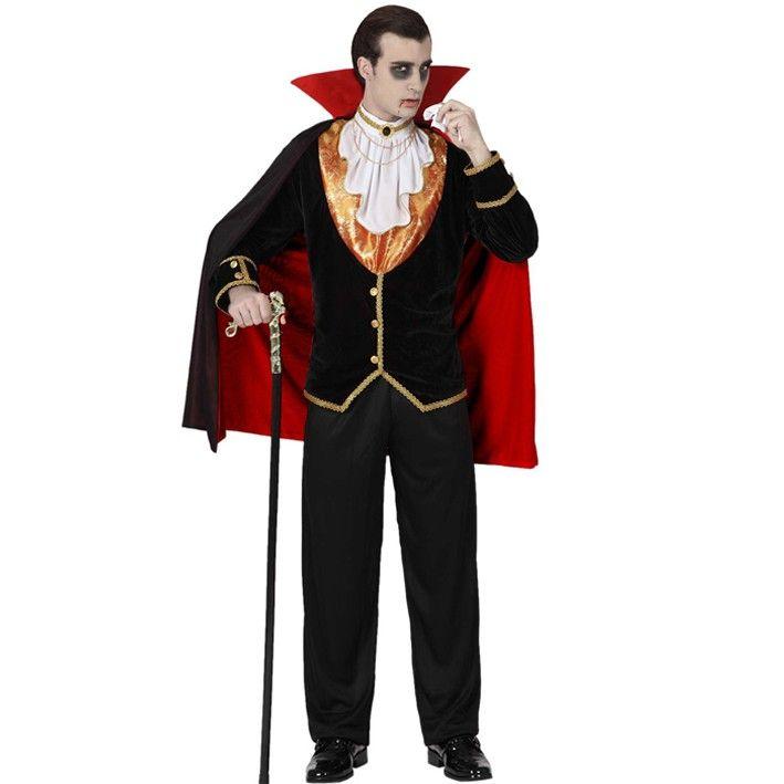 Disfraz de vampiro disfraces dracula halloween Halloween