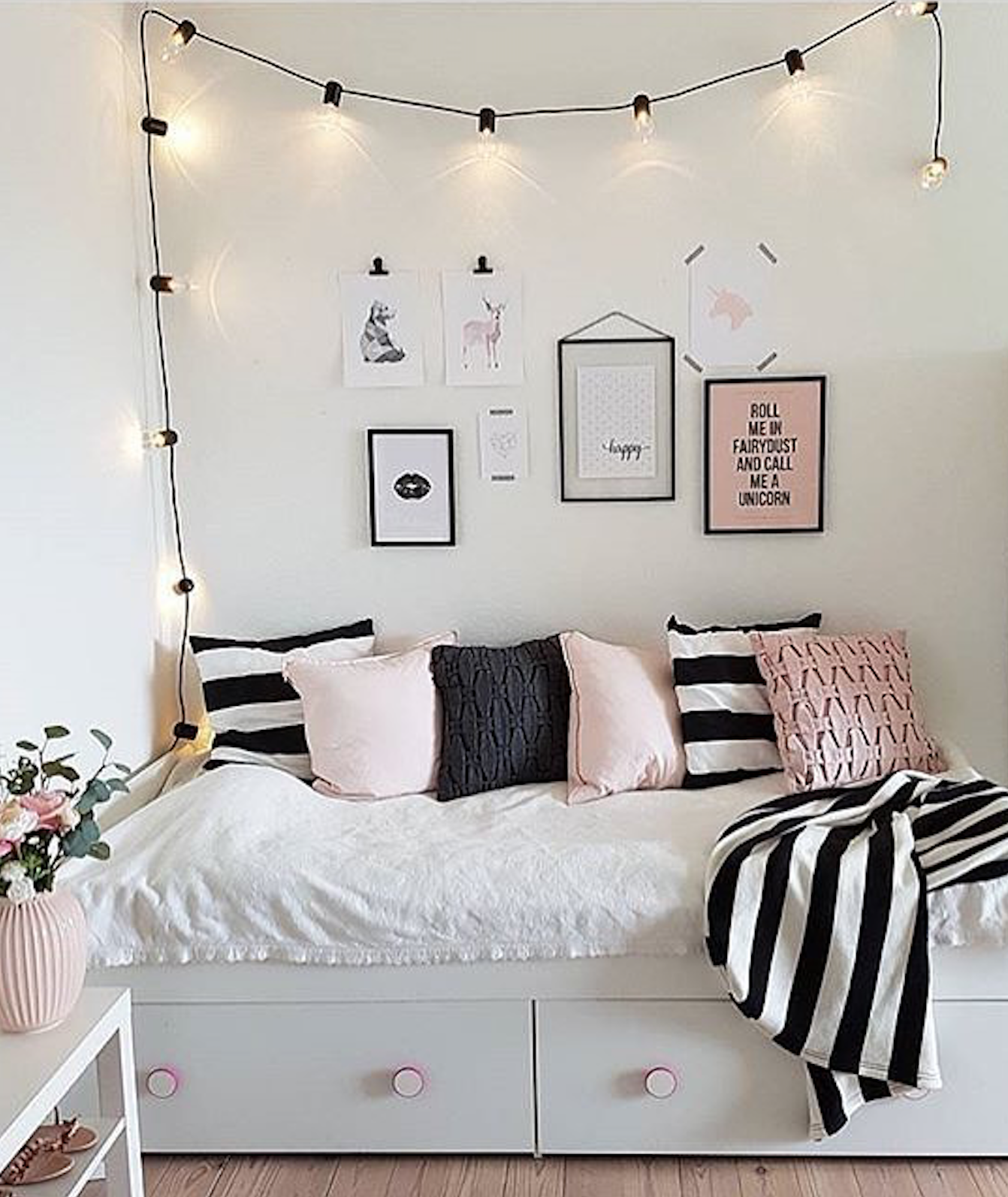 Bedroom Diy Decor According To Your Personality Small Bedroom Storage Cute Bedroom Ideas Bedroom Decor