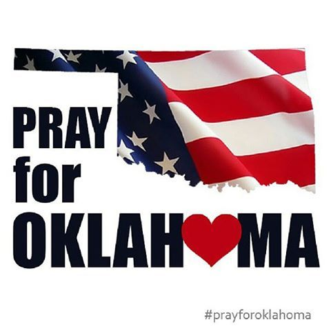 Pray for Oklah<3ma!