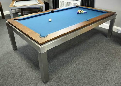 Foot Pool Metal Table Make For The Office Building Ideas - 7 foot billiard table