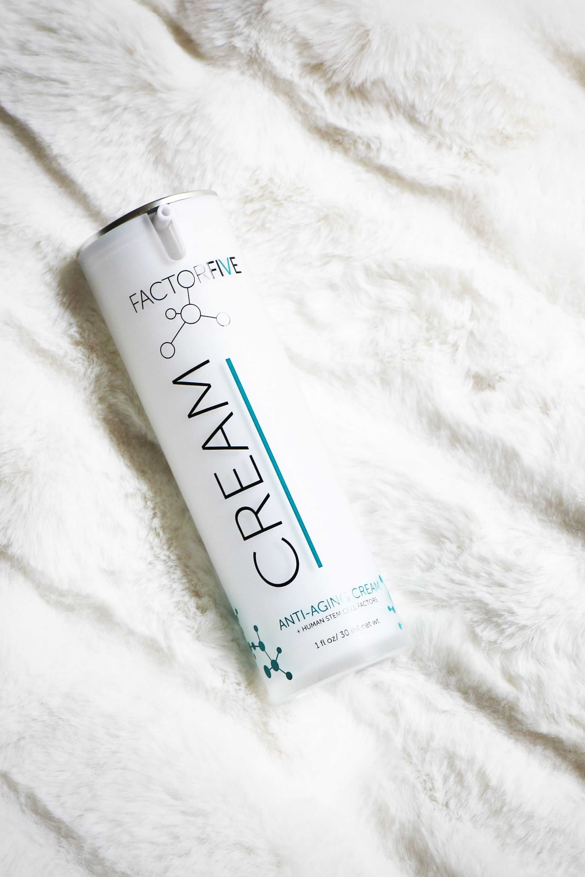 Discover What Growth Factors Can Do For Your Skin In A Cream Factorfive S New Anti Aging Cream Moisturizers Br Skin Care Anti Aging Cream Moisturizer Cream