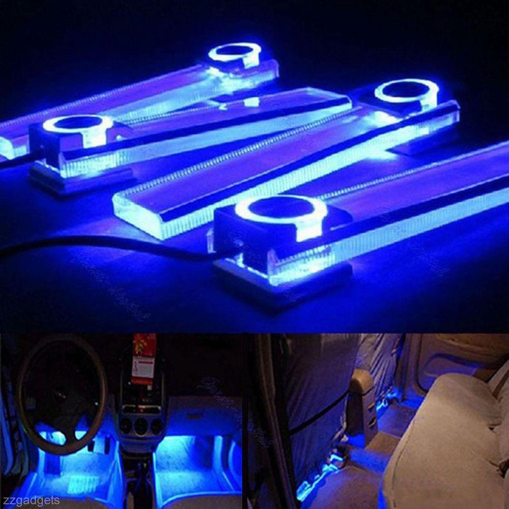 This Looks Cool Car Interior Lighting Kit  Interior Lighting