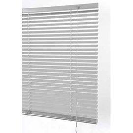 Store vénitien aluminium Studio gris clair 45 x 180 cm - 23,95 €