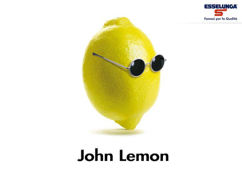 John Lemon (multi soggetto) - Esselunga