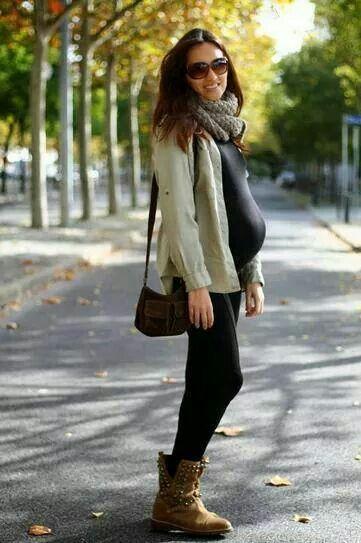 Look embarazada
