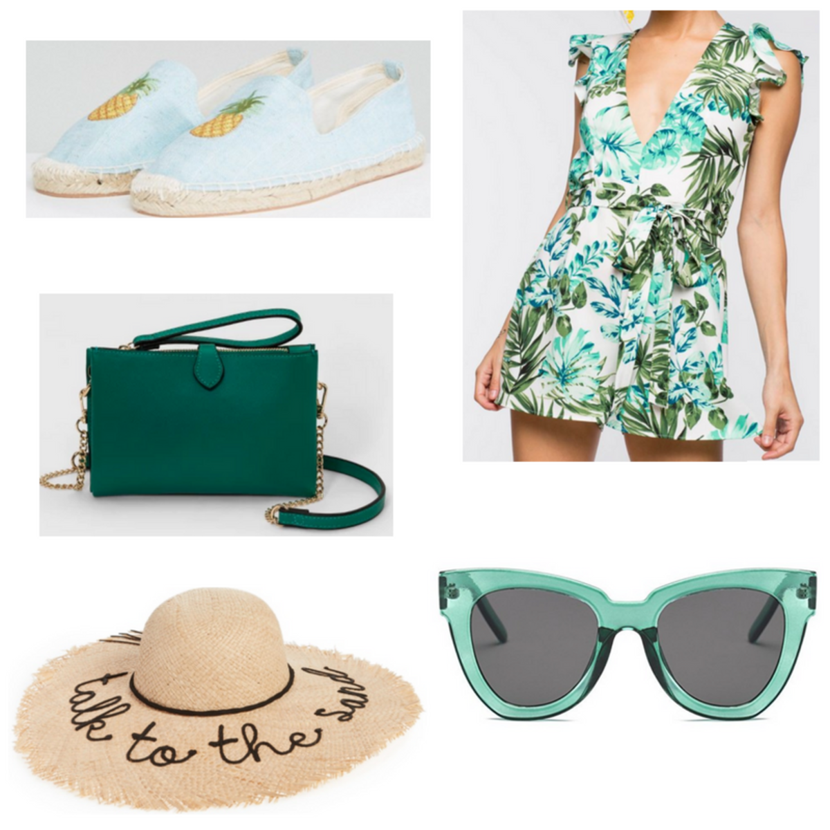 2933508fa46 Here s Exactly How to Style a Floppy Sun Hat This Summer - College Fashion