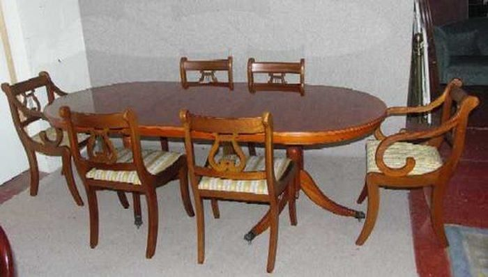 Yew Dining Room Furniture   Dining chairs for sale, Dining ...