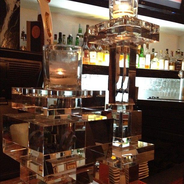 Schmittastic S Photo Of De Novo On Instagram Home Decor Restaurant Week Liquor Cabinet