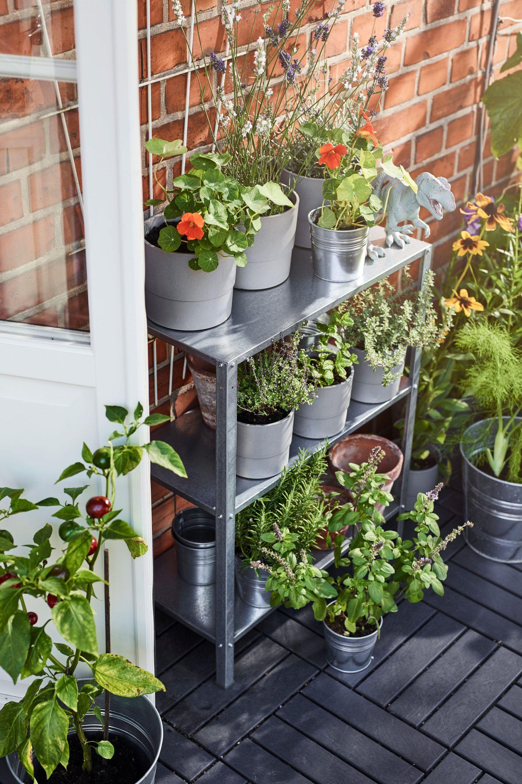 Ikea Germany In 2020 Outdoor Patio Decor Indoor Garden Recycled Planters